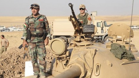 Armes françaises pour les rebelles syriens et les Kurdes d'Irak