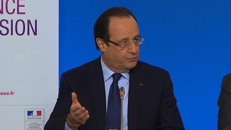 Chômage : Hollande reconnaît son échec
