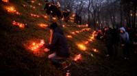 L'Ukraine commémore son génocide
