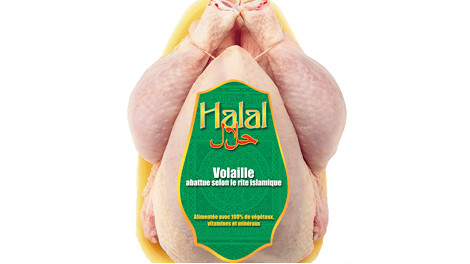 Poulet Halal