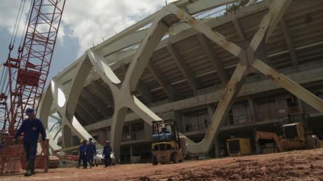 Manaus, stade final de la démagogie du foot