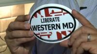 RITV Vidéo <br>Les vieux Américains se rebellent. Sécession du Maryland occidental