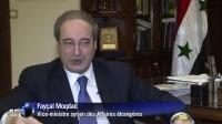 Syrie : La France marginalisée <br/>RITV Vidéo