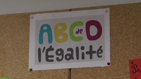 ABCD de l'égalité : le gender à l'école