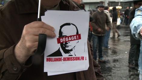 « Jour de Colère » : la France sous pression