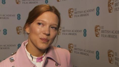 Léa Seydoux nominée aux Bafta