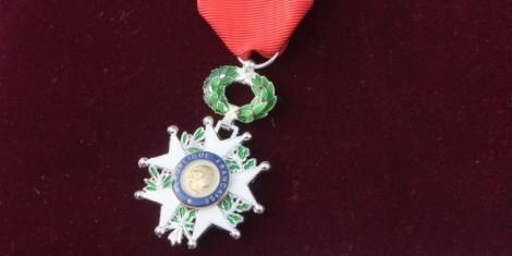 Légion d'honneur au petit bonheur