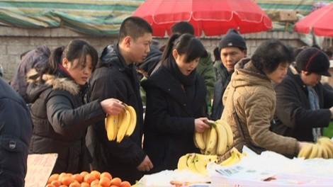 La Chine premier importateur et exportateur