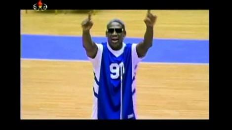 Rodman chantre du mal