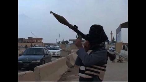 Sécession dans l'ouest irakien Sécession en Irak