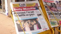 L'Ouganda promulgue une loi contre l'homosexualisme