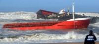 Pétrole à la mer
