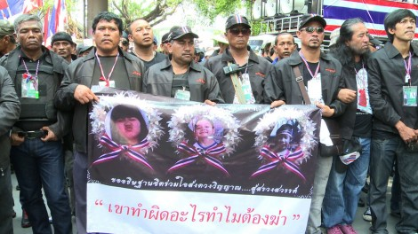 Thaïlande : le processus ukrainien ?