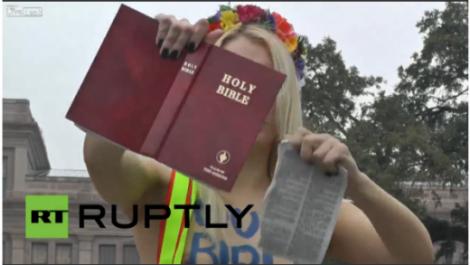 Coran sacré, Bible déchirable