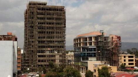 L'Ethiopie en pleine croissance