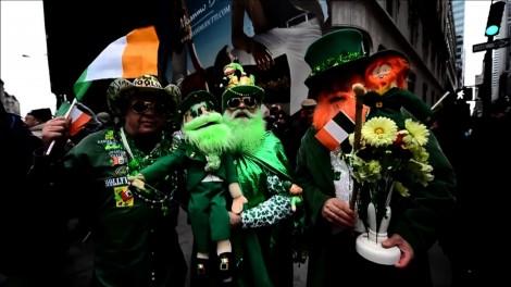 La pub politiquement correcte contre Saint Patrick