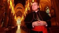 Le cardinal Burke contre Obama
