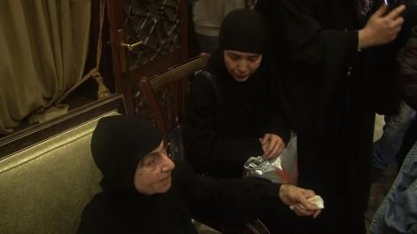 Les religieuses de Maaloula libérées