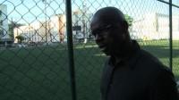 Lilian Thuram découvre la face noire du Brésil