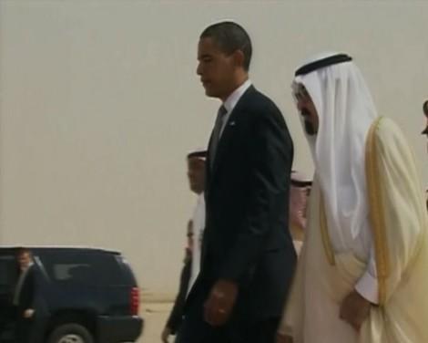 Obama muet en Arabie Saoudite