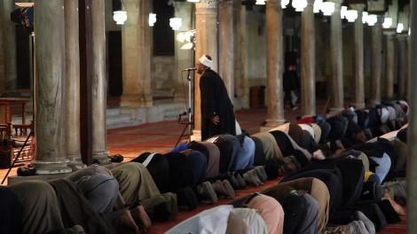 Sermon unique le vendredi en Egypte