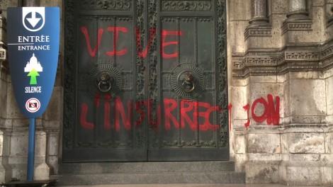 Tartuffe Valls au secours du Sacré Cœur