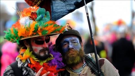 Une société de Carnaval