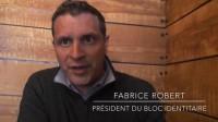 Fabrice Robert, président du Bloc Identitaire, menacé de mort par des islamistes