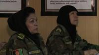 Femmes officiers en Afghanistan