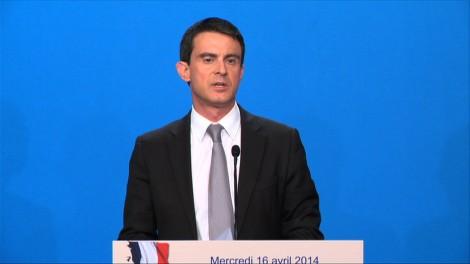 Valls fait valser les milliards