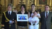Le JT du 7 avril 2014 <br/>Baptême pour l&rsquo;enfant de deux lesbiennes<br/>RITV Vidéo
