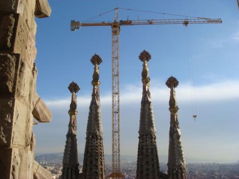Gaudi, le mystère de la Sagrada Familia ♥♥♥Cinéma
