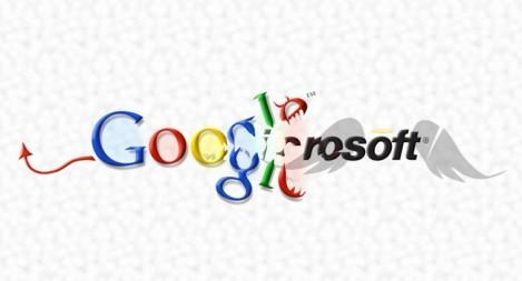 Google contre Microsoft, avec le soutien d'Intel