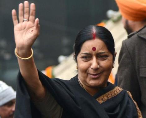 Inde: une femme ministre des affaires étrangères