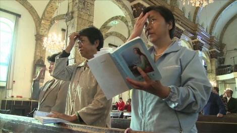 La Chine premier pays chrétien?