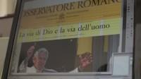 Le Christ est-il ressuscité pour l'<i>Osservatore Romano</i>&nbsp;?