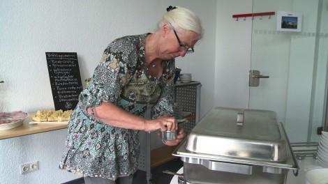 Mutti cuisine pour les jeunes pousses