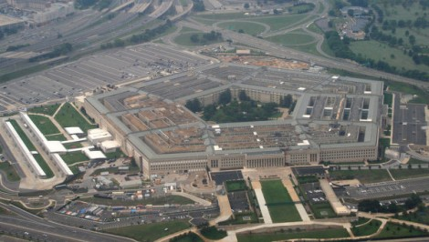 Pentagone contre zombies