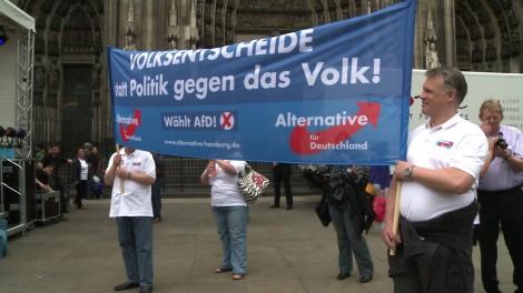 Révolte européenne anti-euro