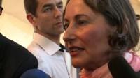 Ségolène veut la France des Länder