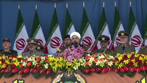 Téhéran teste ses missiles