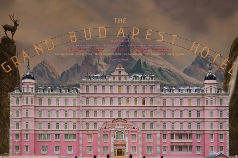 The Grand Budapest Hotel ♠<br/>Cinéma