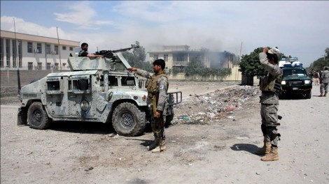 guerre en Afghanistan