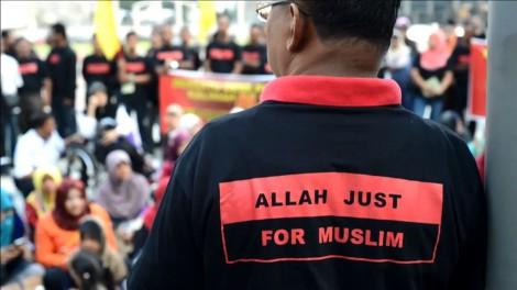 Allah propriété d'un islam conquérant