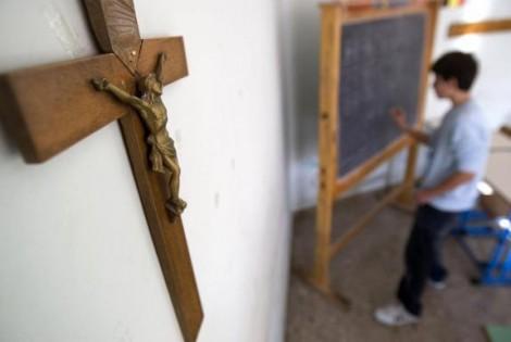 Crucifix obligatoires à Padoue