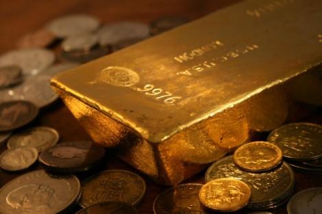 Etalon or dans la vallée de l'Oklahoma