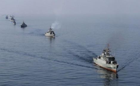 Exercice naval mondial, la Chine profite