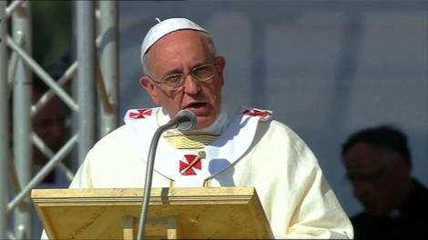 Le pape jongle avec la liberté religieuse