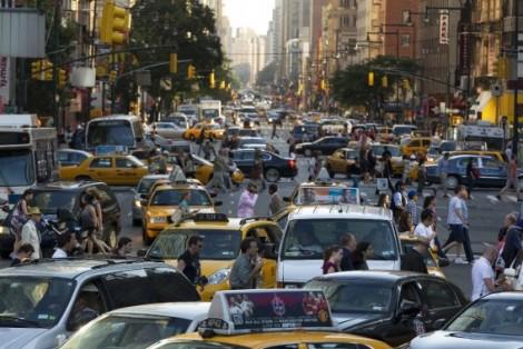 New-York au ralenti ?