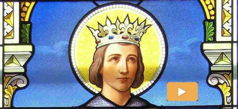 Entretien avec Philippe de Villiers. Saint Louis roi chrétienRITV Vidéo